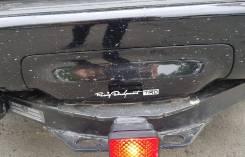 Накладка на бампер. Lexus GX460