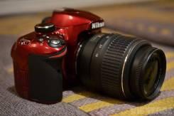 Nikon D3200 Kit. 20 и более Мп, зум: 5х