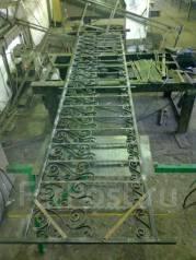 Сварочные работы, изготовление и сборка металлоконструкций