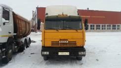 КамАЗ 54115. + бортовой полуприцеп, 25 000кг., 6x4