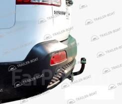 Фаркоп. Hyundai Santa Fe, CM Kia Sorento, XM Двигатели: D4HB, G6EA, D4HA, D4EA, D4EB, G6BA, G6DC, G6DB, L6EA, D4EBV, G4KE, G6DH, G4KJ