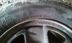Bridgestone. Всесезонные, 2013 год, 10%, 4 шт