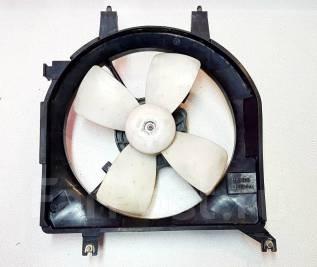 Вентилятор охлаждения радиатора. Mazda Demio, DW, DW3W, DW5W Ford Festiva, DW3WF, DW5WF Двигатели: B3E, B3ME, B5E, B5ME