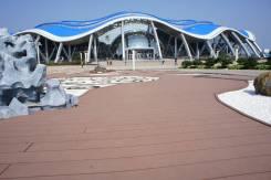 Приморский океанариум (о. Русский)