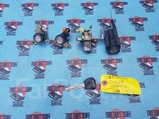 Замок бардачка. Toyota Chaser, GX100, GX105, JZX100, JZX101, JZX105