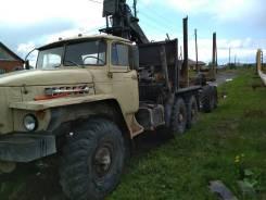 Урал 4320. Продаётся с манипулятором и Дуся роспусками, 6x6