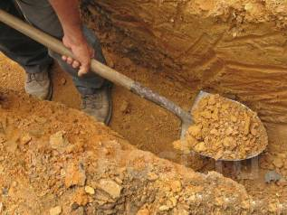 Земляные работы, Разнорабочие, уборка территорий, Вывоз мусора. Низкие цен
