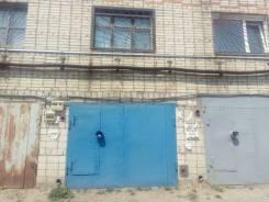 Гаражи капитальные. улица Ленинградская 115, р-н дземги, 18кв.м., электричество, подвал.