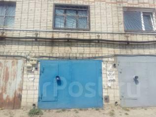 Гаражи капитальные. улица Ленинградская 115, р-н дземги, 72кв.м., электричество, подвал.