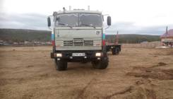 КамАЗ 43118 Сайгак. Продается Лесовоз Камаз с прицепом, 11 500куб. см., 15 000кг.