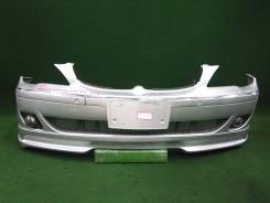 Бампер BMW 740i, E65, N62B40A, 0030043405, передний