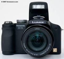 Panasonic Lumix DMC-FZ8. 7 - 7.9 Мп, зум: 12х
