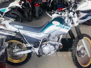 Yamaha Serow. 225 куб. см., исправен, птс, без пробега
