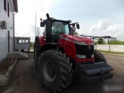 Massey Ferguson. Трактор колесный massey ferguson MF8690 (370 Л. С. ), 370,00л.с.