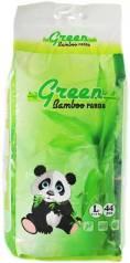 Подгузники-трусики Green Bamboo Panda L 44 шт. 9-14 кг. 9-14кг кг 44шт