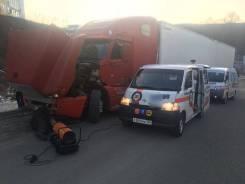 Ремонт грузовиков, диагностика сканер выезд