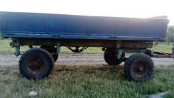 Дормашэкспо 2ПТС-4.5. Продам прицеп тракторный, 4 500кг.