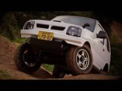 Бампер. Suzuki Jimny, JB23W. Под заказ