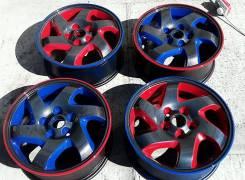 Полимерно порошковая покраска дисков