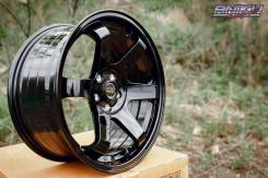 "RAYS VOLK RACING TE37 SL. 8.0x17"", 5x100.00, ET35, ЦО 73,1мм."