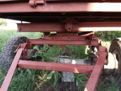 IFA. Прицеп самосвальный тракторный, 5 300кг.