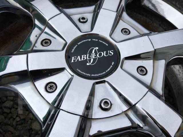 """Fabulous. 8.0x17"""", 4x100.00, 4x114.30, ET38"""