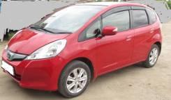 Honda Fit Hybrid. автомат, передний, 1.3, бензин, 91 000тыс. км