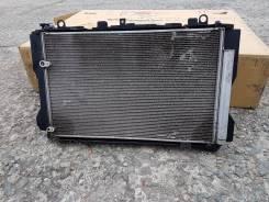 Радиатор охлаждения двигателя. Toyota Premio, ZRT265 Двигатель 3ZRFAE