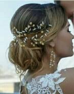 Свадебные, вечерние прически, супер-объемные локоны, косы 1000-2500