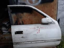 Дверь боковая. Toyota Cresta, JZX81