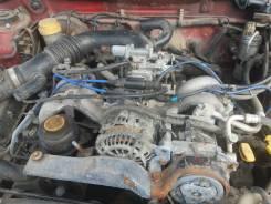 Двигатель в сборе. Subaru Impreza, GF4 Двигатель EJ16E