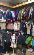 Остаток детской, подростковой одежды