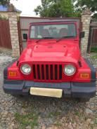 Jeep Wrangler. механика, 4wd, бензин