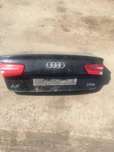 Крышка багажника. Audi A6, 4G2/C7, 4G5/C7