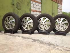 "Daihatsu. 6.0x15"", 5x114.30, ET50, ЦО 66,6мм."