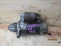 Стартер. Subaru Forester, SG5 Subaru Legacy, BL5, BLE, BP5, BP9, BPE Двигатели: EJ202, EJ203, EJ204, EJ20X, EJ253, EJ30D