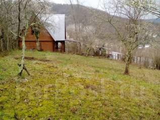 Продам участок в Сочи дешево на Мацесте. 500кв.м., собственность, электричество, вода, от агентства недвижимости (посредник)