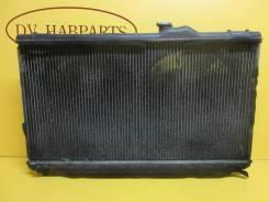 Радиатор охлаждения двигателя. Toyota Altezza, GXE10, GXE10W Двигатель 1GFE