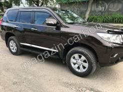 Накладка на дверь. Toyota Land Cruiser Prado, GDJ150, GDJ150L, GDJ150W, GDJ151W, GRJ150, GRJ150L, GRJ150W, GRJ151W, KDJ150, KDJ150L, LJ150, TRJ120, TR...