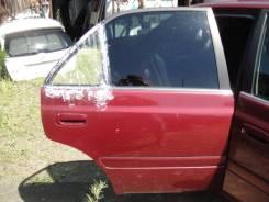 Дверь задняя правая-2000г Toyota Carina AT211 7AFE