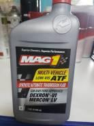 MAG 1. Вязкость Dexron-VI, синтетическое