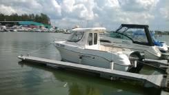 Quicksilver. 2007 год год, длина 5,95м., двигатель подвесной, 80,00л.с., бензин