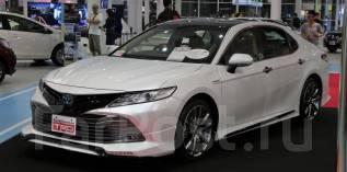Обвес кузова аэродинамический. Toyota Camry, ASV50, ASV51, ASV70, ASV71, AXVA70, AXVH70, GSV50, GSV70 Двигатели: 2ARFE, 2GRFE, 2GRFKS, 6ARFSE, A25AFKS...
