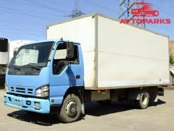 Isuzu NQR. Изотермический isuzu NQR 75 P ELF фургон, 5 193куб. см., 3 520кг.
