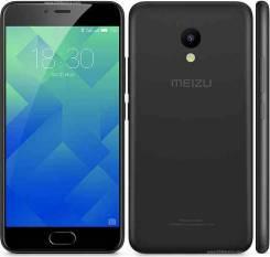 Meizu M5. Новый, 32 Гб, Черный, 4G LTE
