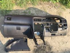 Панель приборов. Toyota Cresta, JZX100, GX105, LX100, JZX105, JZX101, GX100 Toyota Mark II, JZX100, GX105, LX100, JZX105, JZX101, GX100 Toyota Chaser...