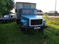 ГАЗ 3307. Продам грузовой фургон 1993г, 4 250куб. см., 5 000кг.