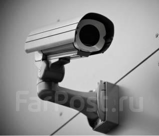 Установка, обслуживание систем видеонаблюдения