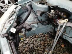 Рамка радиатора. Toyota Prius, NHW10 Двигатель 1NZFXE