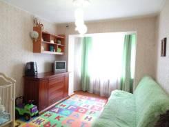 3-комнатная, проспект 50 лет Октября 4 кор. 3. 5 км, Английский лицей, агентство, 63кв.м.